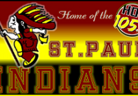 Home of the St. Paul Indians